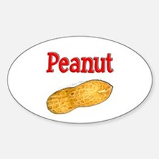 Peanut Decal