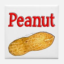 Peanut Tile Coaster