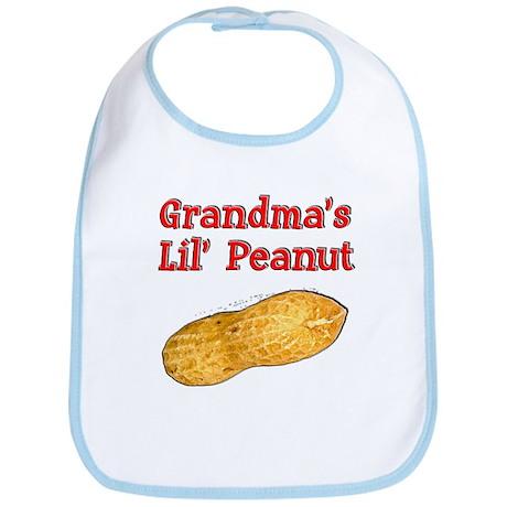 Grandma's Lil' Peanut Bib