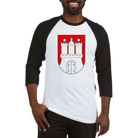 Hamburg Coat of Arms Baseball Jersey