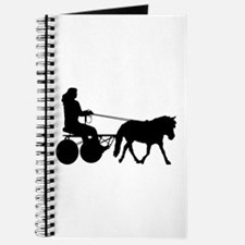 driving silhouette Journal