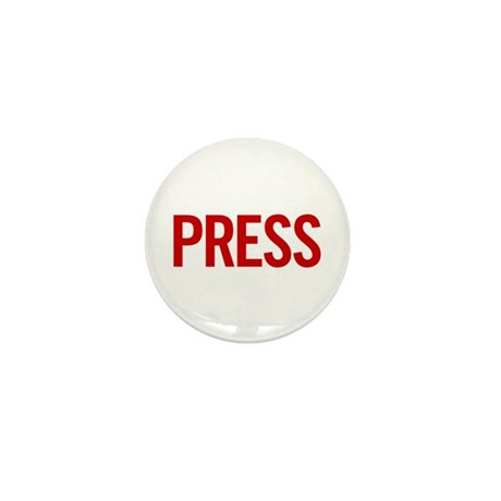 Staff (red) Mini Button (10 pack)