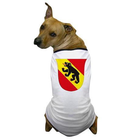 Bern Coat of Arms Dog T-Shirt