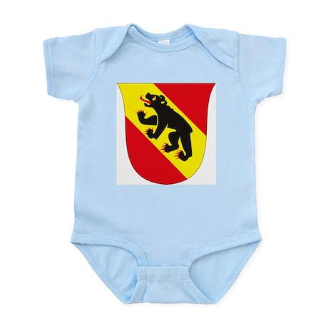 Bern Coat of Arms Infant Creeper