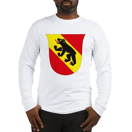 Bern Coat of Arms Long Sleeve T-Shirt