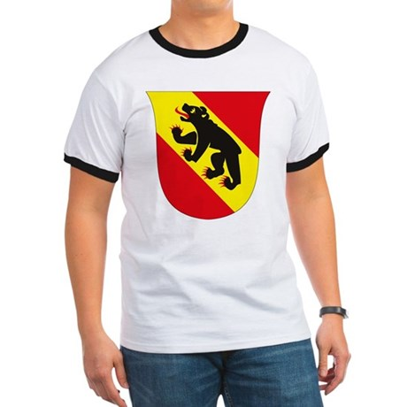 Bern Coat of Arms Ringer T