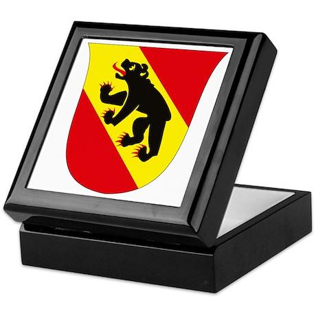 Bern Coat of Arms Keepsake Box