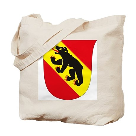 Bern Coat of Arms Tote Bag