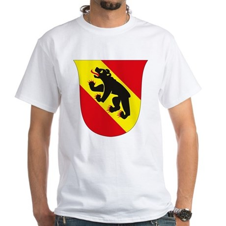 Bern Coat of Arms White T-Shirt