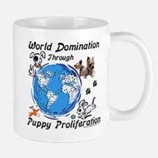 World Puppy Proliferation Mug
