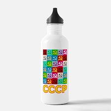 Pop Art CCCP Water Bottle