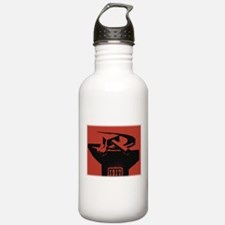 Stylish Hammer & Sickle Water Bottle