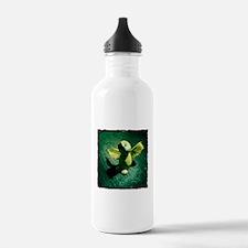 Clay Owl Water Bottle