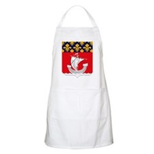 Paris Coat of Arms BBQ Apron