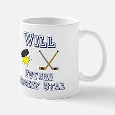 Will - Future Hockey Star Mug