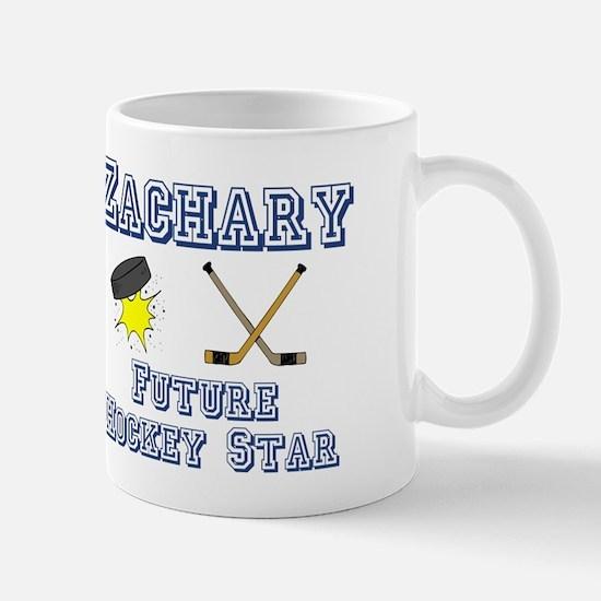 Zachary - Future Hockey Star Mug
