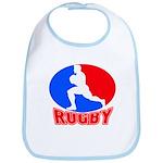 rugby player Bib