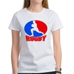 rugby player Women's T-Shirt