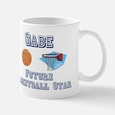 Gabe - Future Basketball Star Mug