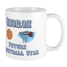 George - Future Basketball St Mug