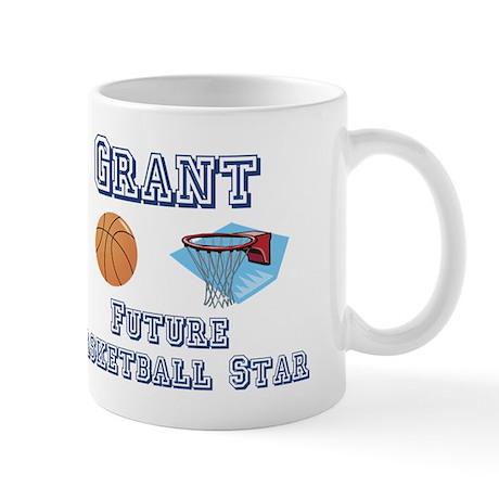 Grant - Future Basketball Sta Mug