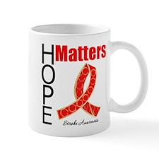 Stroke Hope Matters Mug