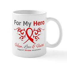Stroke Hero Tribal Mug