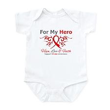 Stroke Hero Tribal Infant Bodysuit