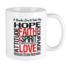 Stroke Can't Take My Hope Mug