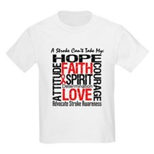 Stroke Can't Take My Hope T-Shirt