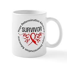 Stroke Survivor Tribal Mug