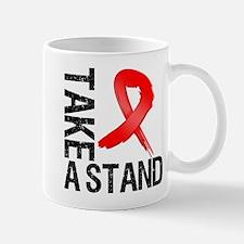 Stroke Take A Stand Mug