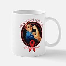 Stroke Rosie WeCanDoIt Mug