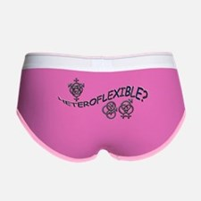 HETEROFLEXIBLE SWINGERS SYMBO Women's Boy Brief