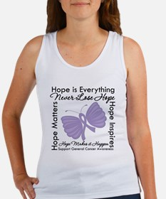 Hope is Everything - Cancer Women's Tank Top