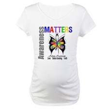 Colorful Autism Butterfly Shirt