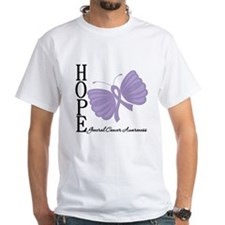 Hope Butterfly General Cancer Shirt