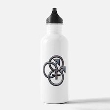 SWINGERS SYMBOL MFM DARK Water Bottle