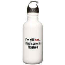 Menopause Hot Flashes Water Bottle