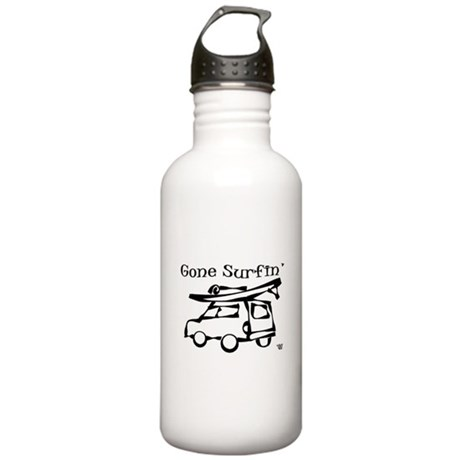 Gone Surfing Stainless Water Bottle 1.0L