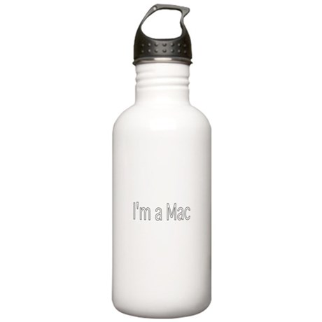 I'm a Mac Stainless Water Bottle 1.0L