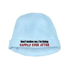 Happy Ever After baby hat