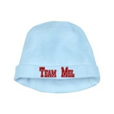 Team Mel (Plain) baby hat