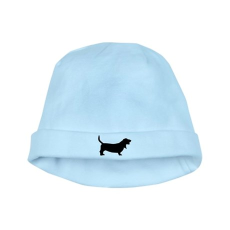 Basset Hound Basic baby hat