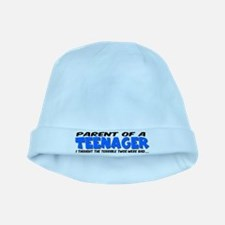 Teenager baby hat