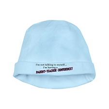 Parent-Teacher Conference baby hat
