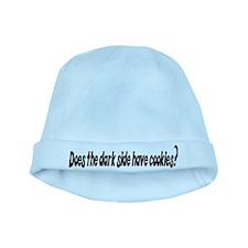 Go to the dark side baby hat