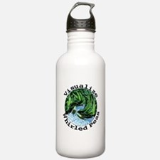Visualize Whirled Peas Water Bottle