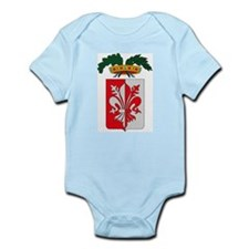 Florence Coat of Arms Infant Creeper