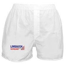 Rush Limbaugh 2012 Boxer Shorts